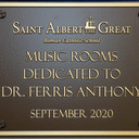Music Rooms Dedication 9-18-2020 photo album thumbnail 1